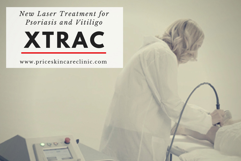 PRICE SKIN CARE OFFERS NEW XTRAC LASER TREATMENT FOR