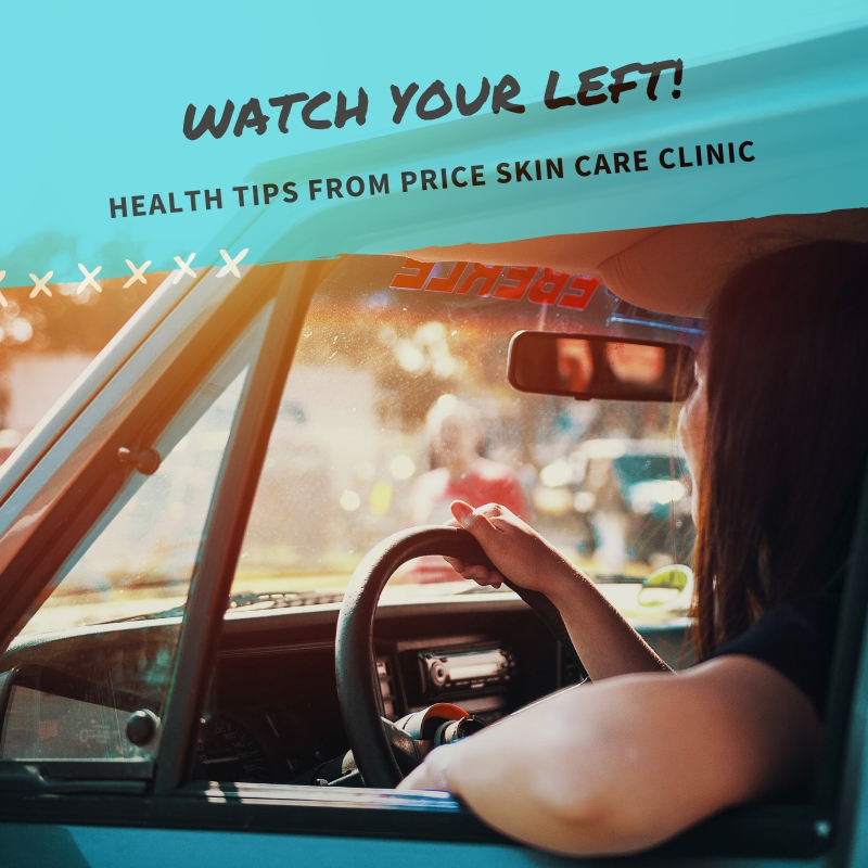 Watch Your Left … How To Protect Your Left Side While Driving