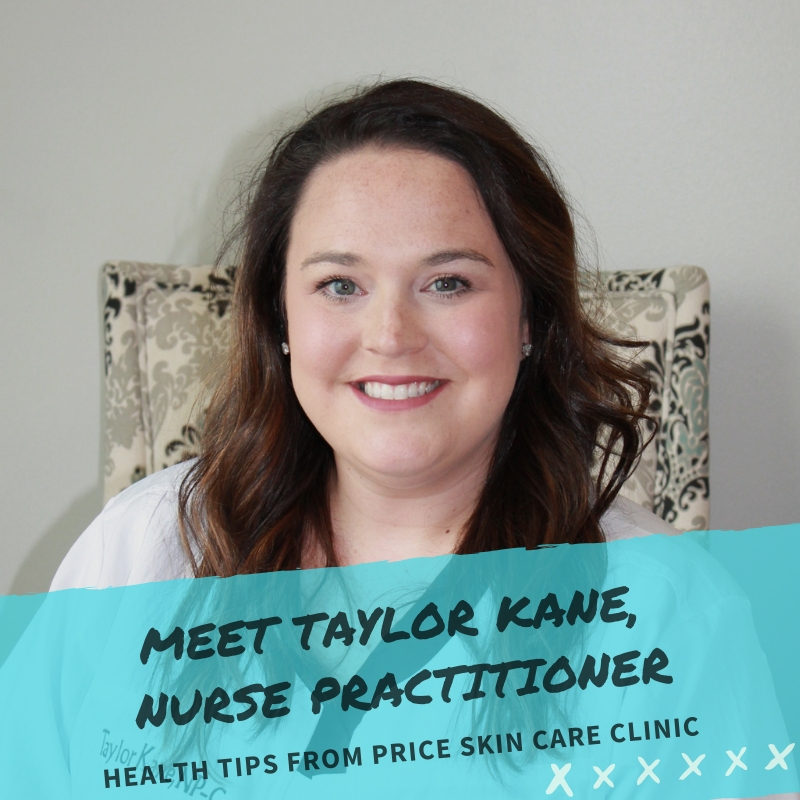 Meet Taylor Kane, Our New Nurse Practitioner